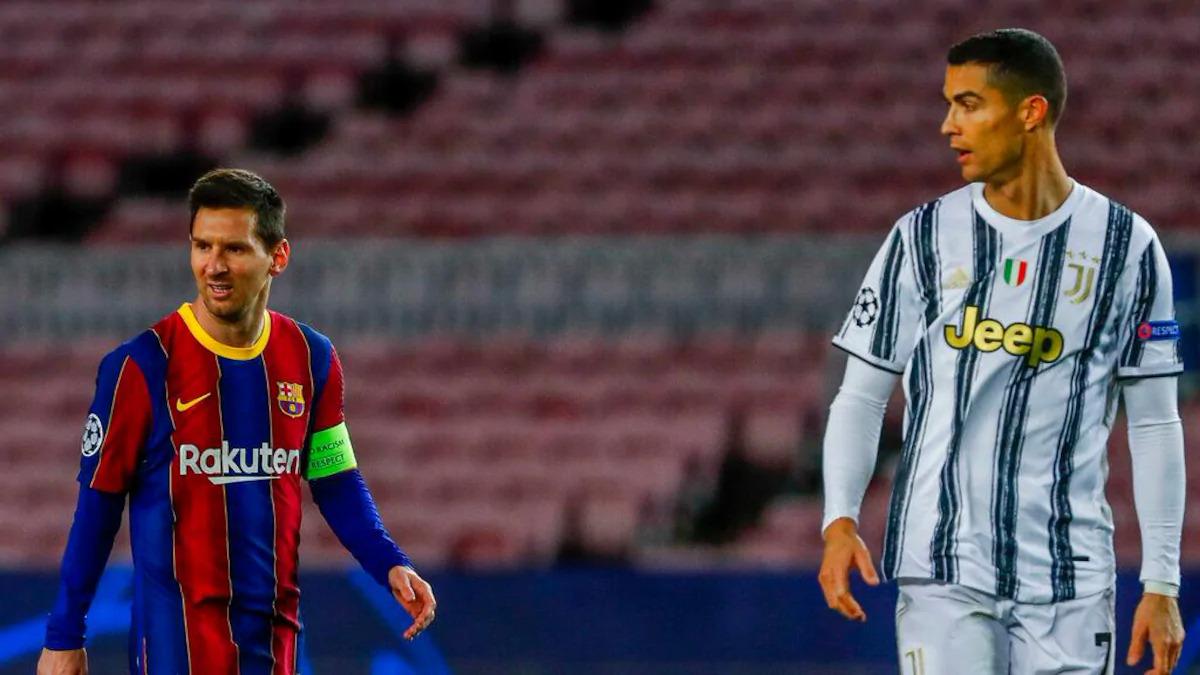 Thành tích tập thể nghèo nàn và dấu ấn cá nhân mờ nhạt ở Champions League khiến Messi, Ronaldo không có tên ở bình chọn của UEFA năm nay. Ảnh: AP