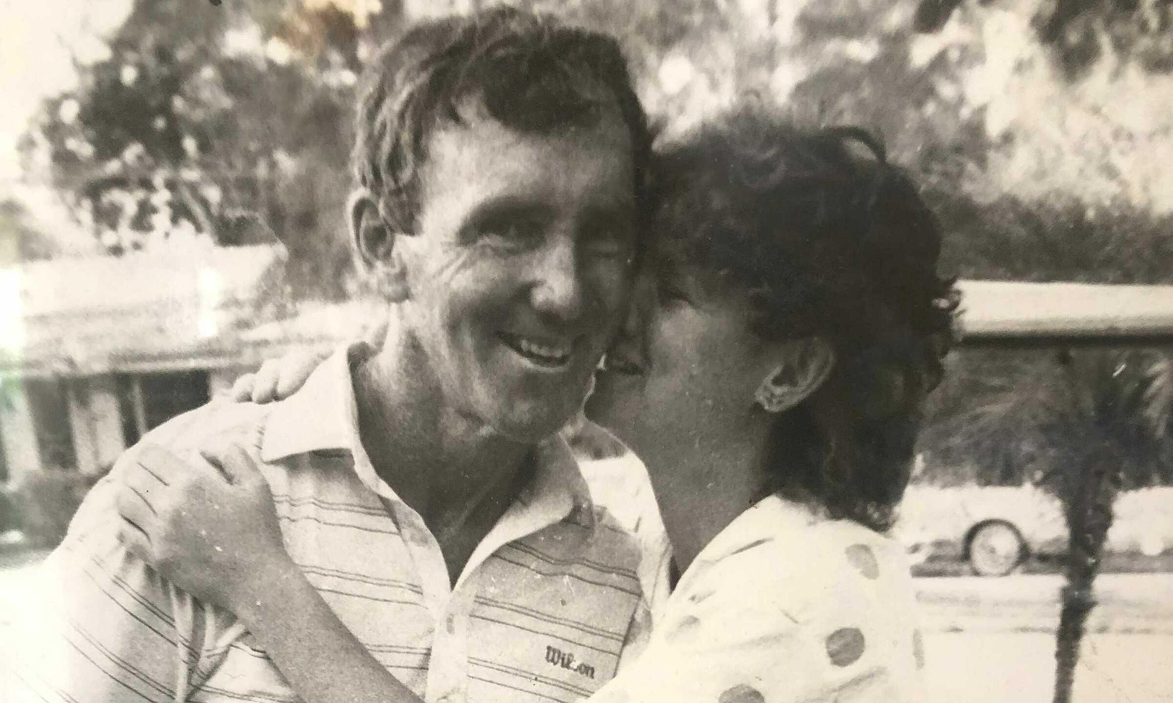 Jim King thời còn thi đấu ở PGA Tour. Ảnh: Gia đình cung cấp