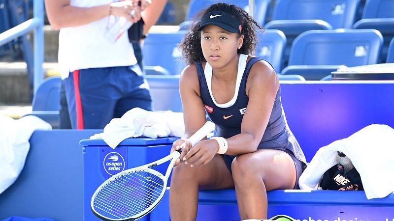 Osaka từng vào chung kết ở Cincinnati năm ngoái, rồi vô địch Mỹ Mở rộng. Ảnh: WTA