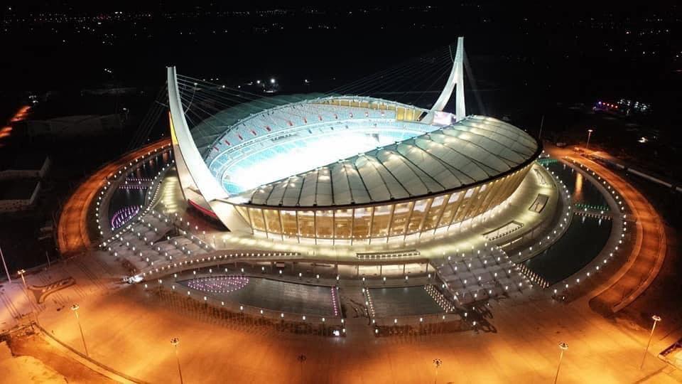 Với sân vận động quốc gia mới sắp khánh thành, Campuchia tự tin sẽ giành quyền đăng cai AFF Cup 2020.