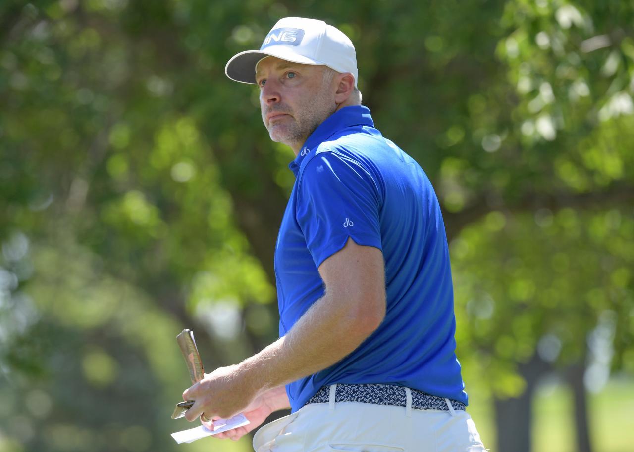 Skinns thoả nguyện lên PGA Tour sau 16 năm theo đuổi. Ảnh: Golf Digest