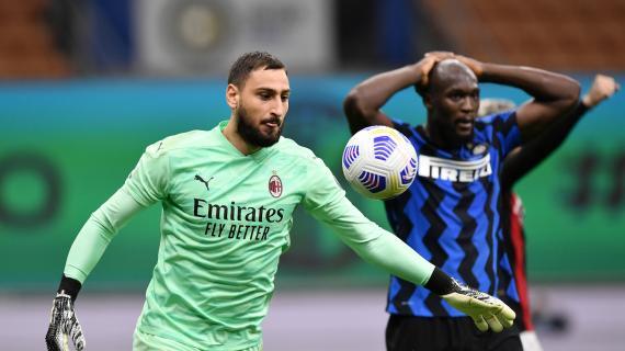 Donnaruma và Lukaku là hai ngôi sao sáng bậc nhất ở Serie A hai năm qua. Ảnh: Image Sport