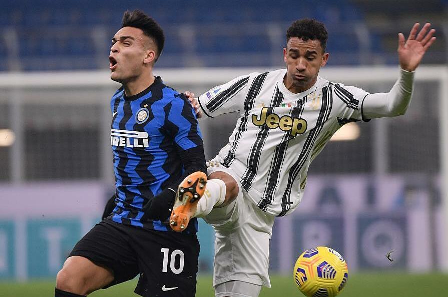 Inter và Juventus vẫn là hai ứng cử viên nặng ký nhất trước cuộc đua vô địch mùa mới. Ảnh: Xinhua