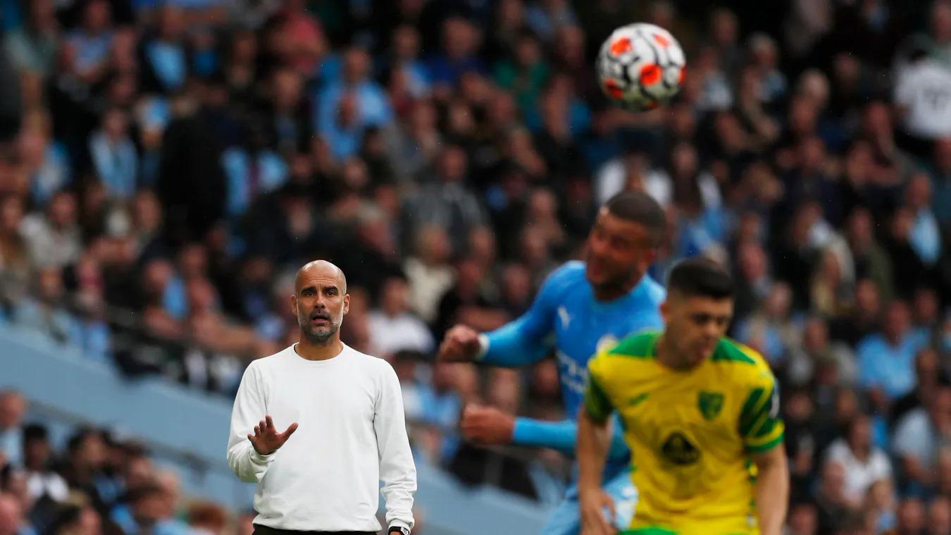 Guardiola ได้รับชัยชนะครั้งแรกกับ Man City ในการเดินทางเพื่อปกป้องบัลลังก์พรีเมียร์ลีกในฤดูกาลนี้  ภาพ: Premierleague.com