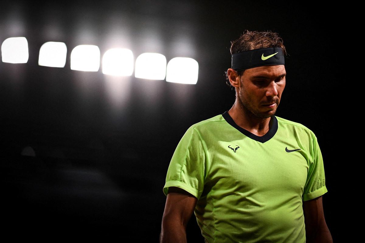 Nadal đối mặt nhiều chấn thương nghiêm trọng trong sự nghiệp gần hai thập kỷ. Ảnh: ATP