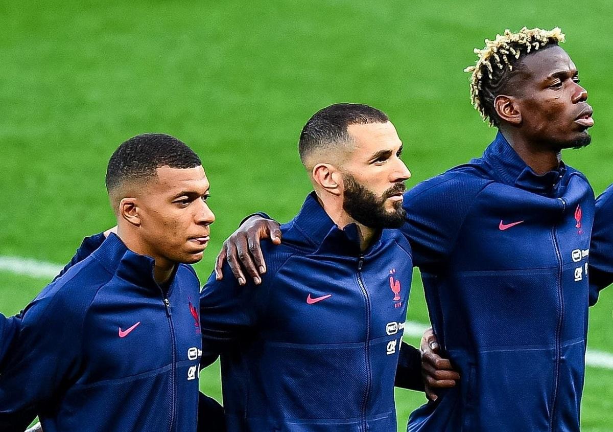Mbappe muốn hoàn thành mong muốn sát cánh bên Benzema tại Real ngay hè 2021. Ảnh: Eurosport