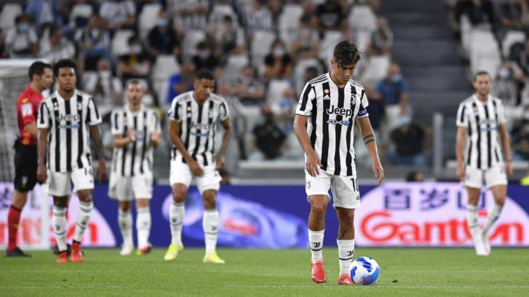 Juventus gặp nhiều khó khăn thời hậu Ronaldo. Ảnh: ESPN