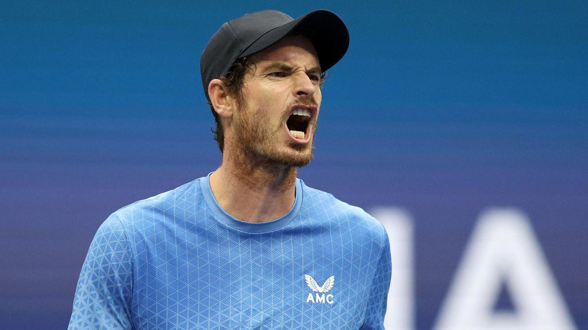 Murray đoạt ba Grand Slam trong sự nghiệp, gồm Mỹ Mở rộng 2012. Ảnh: ATP