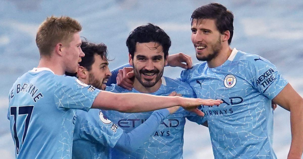 Hầu hết cầu thủ Man City đều là những bản hợp đồng đắt giá bậc nhất trong mỗi mùa kỳ chuyển nhượng. Ảnh: AFP