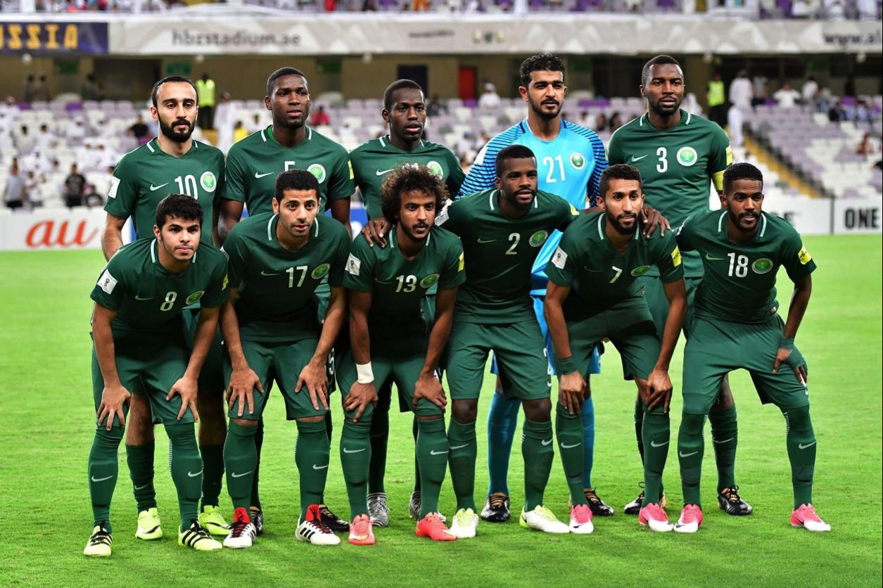 คู่แข่งของเรา - ทีมซาอุดิอาระเบียมีชื่อที่ยอดเยี่ยมในทีม - แหล่งที่มาของรูปภาพ: VFF