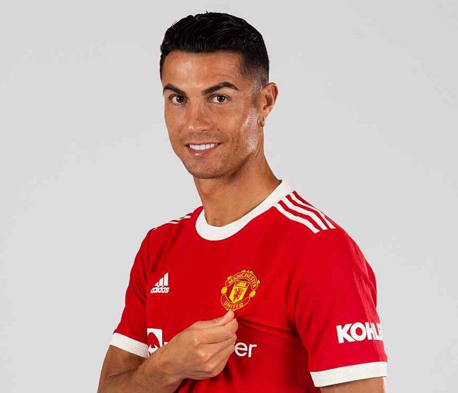 Ronaldo xem trở lại Man Utd là lựa chọn của con tim. Ảnh: ManUtd.com