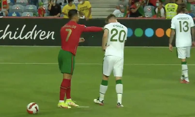 Ronaldo tát đối thủ-cách tính bài baccarat-baccarat game app-rich888