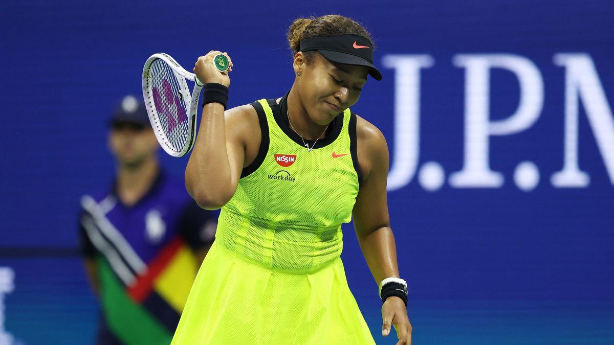 Osaka không vô địch giải nào kể từ khi đăng quang ở Australia Mở rộng đầu năm. Ảnh: US Open