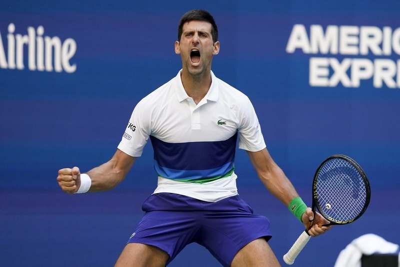Djokovic thua hai set trên đường vào vòng bốn Mỹ Mở rộng. Ảnh: US Open