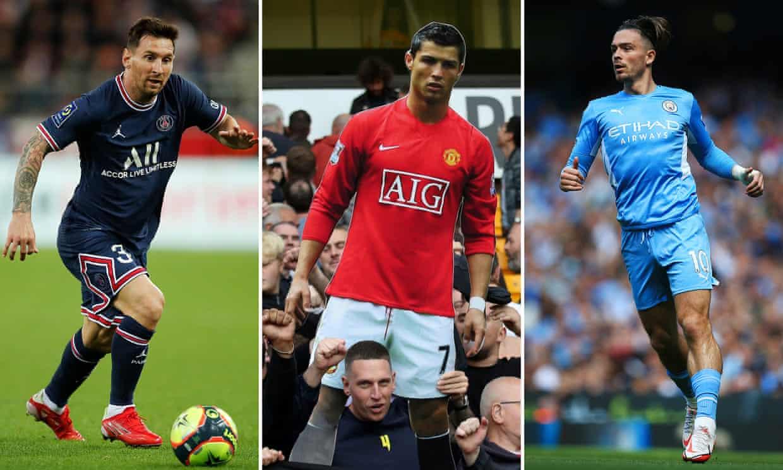 Messi ถึง Barca, Ronaldo กลับไปที่ Man Utd และ Grealish to Man City เป็นสามข้อตกลงที่น่าตื่นเต้นและตกตะลึงที่สุดในตลาดฤดูร้อนที่ Romano เป็นนักข่าวข่าวที่แม่นยำที่สุด  รูปถ่าย: Guardian