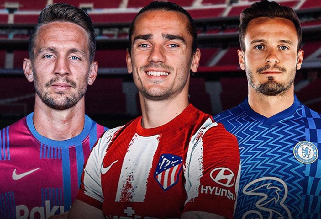 สามข้อตกลงโดมิโนนำ Griezmann จาก Barca ไปยัง Atletico, Saul จาก Atletico ถึง Chelsea และ De Jong จาก Sevilla ไปยัง Barca ปิดหน้าต่างการโอนฤดูร้อนที่วุ่นวายของ Romano อย่างไม่เคยปรากฏมาก่อน