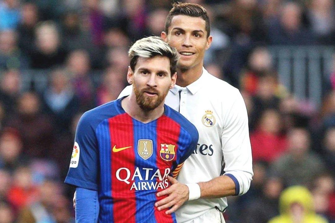 Ronaldo và Messi thống trị các giải thưởng cá nhân trong gần 15 năm qua. Ảnh: Marca