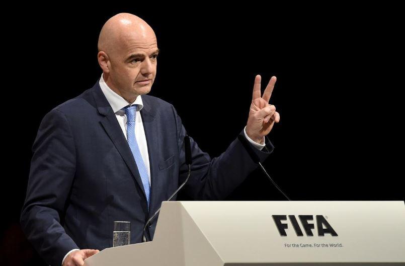 Chủ tịch FIFA Infantino khẳng định việc tổ chức World Cup hai năm một lần cần được nghiên cứu kỹ lưỡng trước khi có quyết định. Ảnh: HP