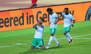 Saudi Arabia thắng trận thứ hai liên tiếp