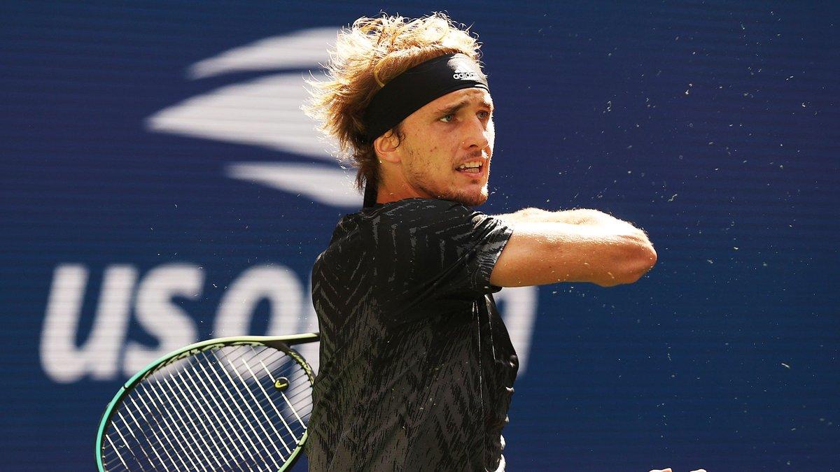 Zverev lần thứ tư vào bán kết Grand Slam. Ảnh: US Open