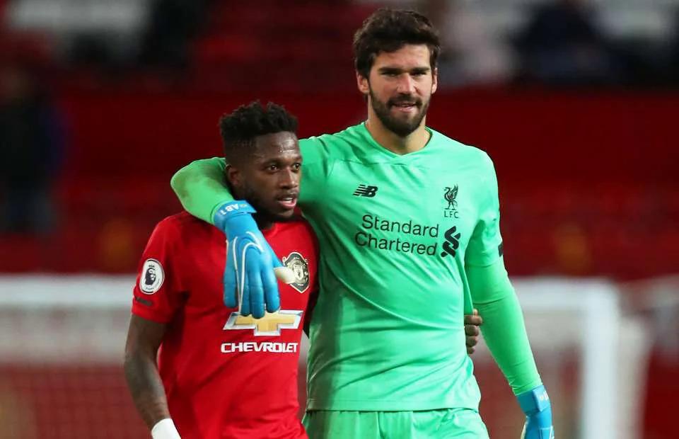 Fred dan Firmino adalah dua dari banyak bintang yang menghadapi kesulitan karena larangan FIFA bermain di Liga Premier akhir pekan ini. foto: AFP