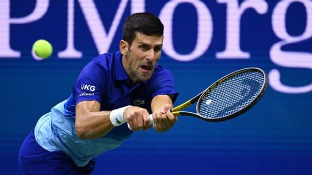 Djokovic tận dụng thành công 5/8 break-point và cứu được 9/12 nguy cơ mất game giao. Ảnh: USTA