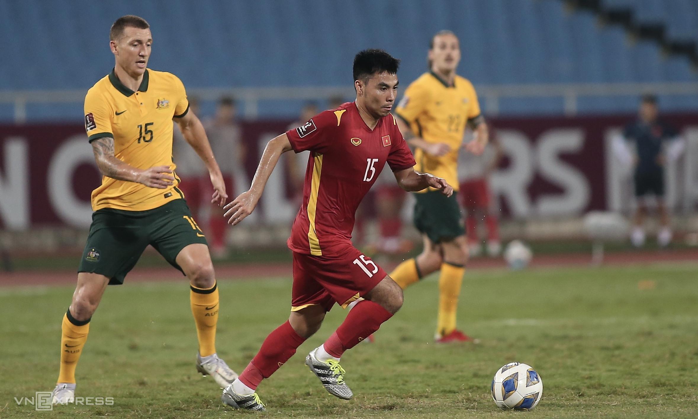 Rút ngắn chu kỳ World Cup cũng tạo ra thêm cơ hội cho các đội tuyển như Việt Nam có thể lần đầu dự giải. Ảnh: Lâm Thoả