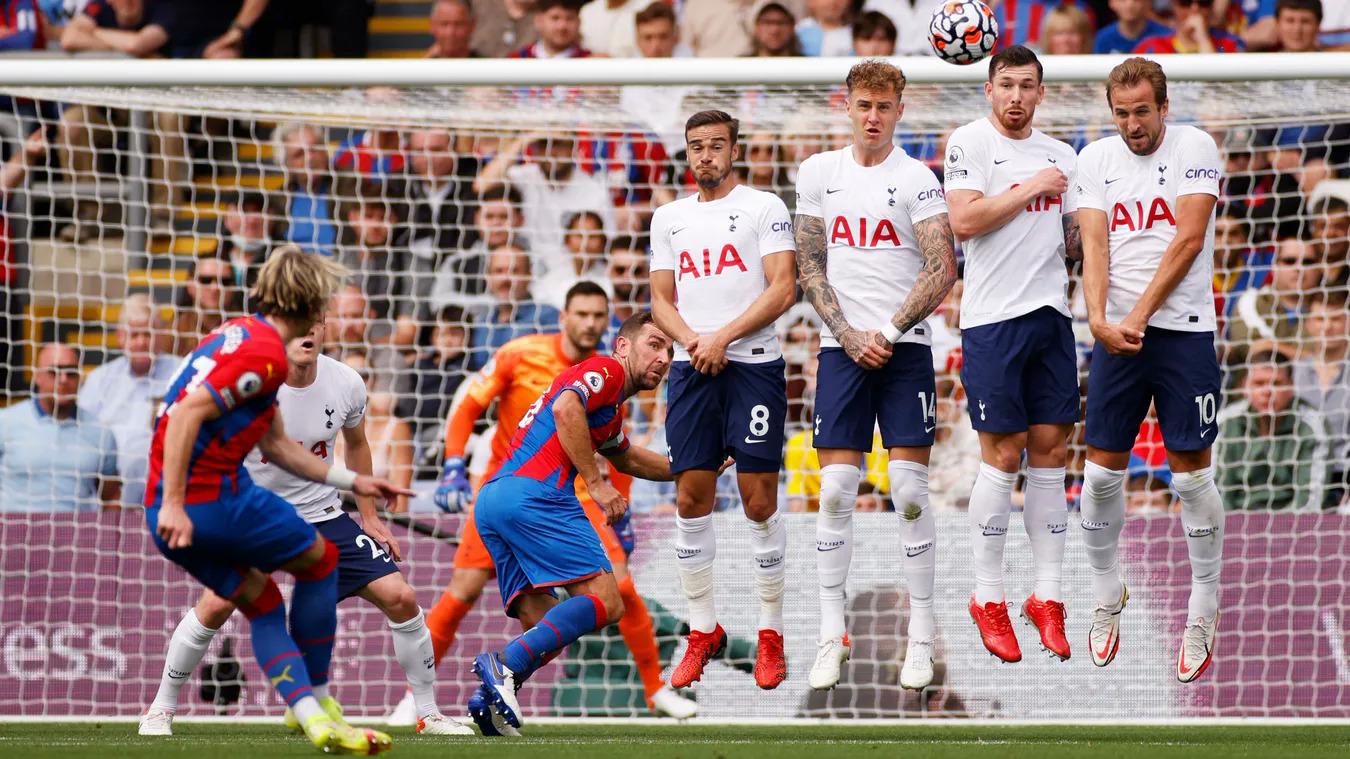 Lối chơi của Tottenham hiện tại khiến Kane không có bóng để phô diễn tài nghệ ghi bàn. Ảnh: Premier League