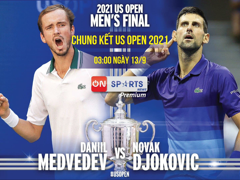 Djokovic – Medvedev: Chạm vào kỷ lục - 2