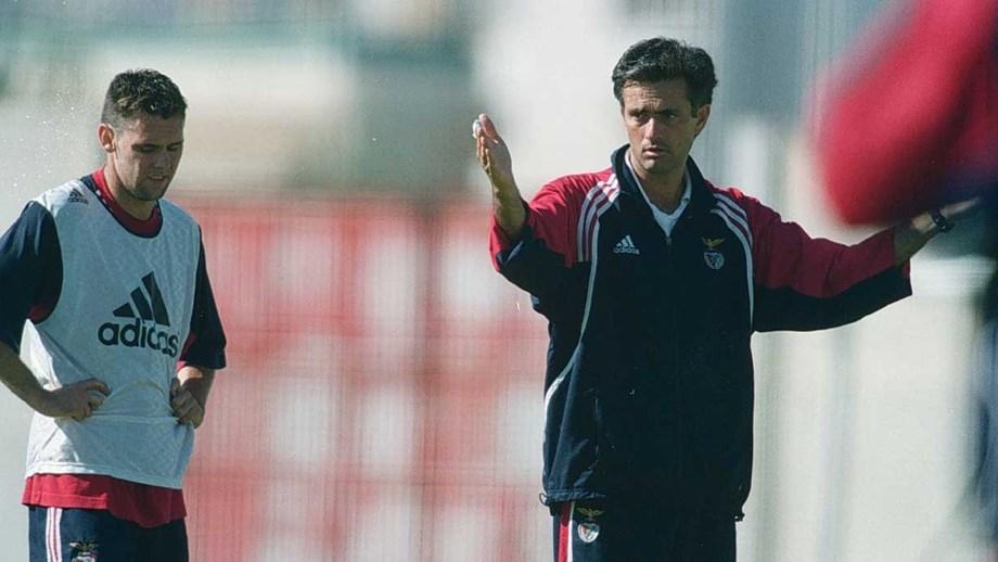 Sự chuẩn bị kỹ lưỡng của Mourinho trên sân tập giúp Benfica lột xác nhanh chóng.