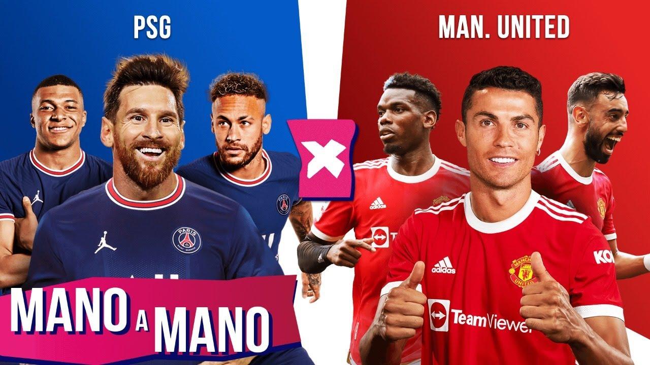 PSG và Man Utd đều không được đánh giá cao ở Champions League, nơi cả hai đều nuôi tham vọng lớn khi tuyển mộ Messi và Ronaldo hè này.