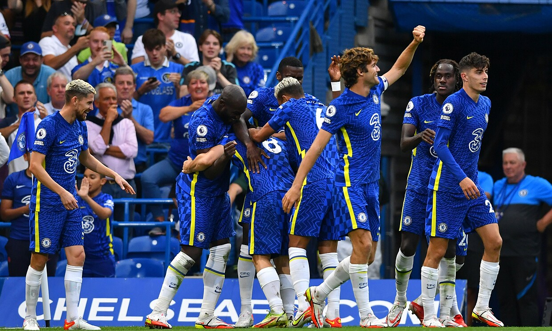 Chelsea hoàn thiện hơn với sự góp mặt của Lukaku. Ảnh: Reuters.