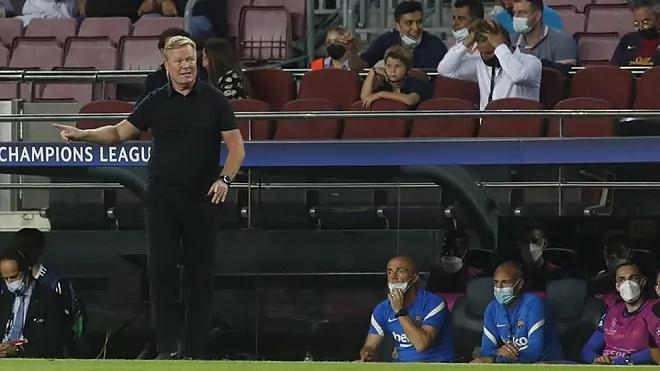 Đội bóng của Koeman khởi đầu giải bằng thất bại 0-3 trên sân nhà. Ảnh: Marca.