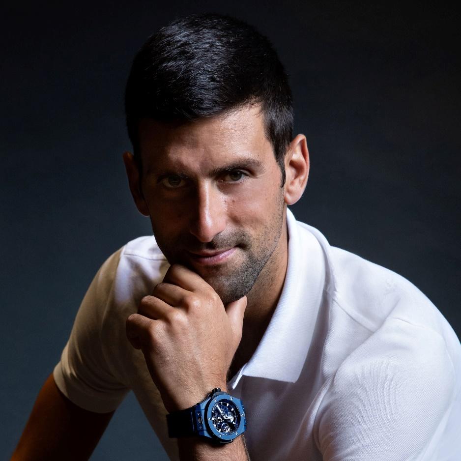 Là nhà vô địch, Novak Djokovic chia sẻ nhiều điểm tương đồng với thương hiệu đồng hồ từ Thụy Sĩ.