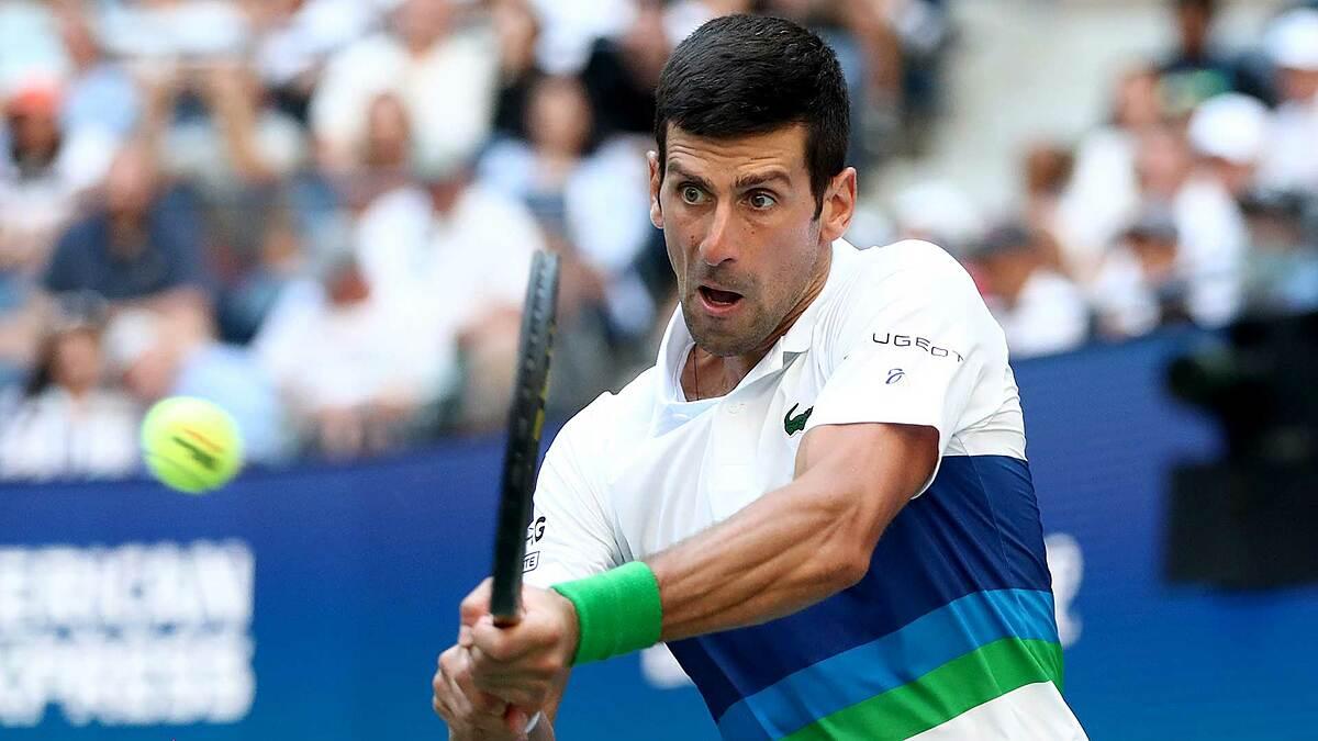 Grand Slam thành công nhất của Djokovic là Australia Mở rộng, nơi anh thắng cả chín lần vào chung kết. Ảnh: AP