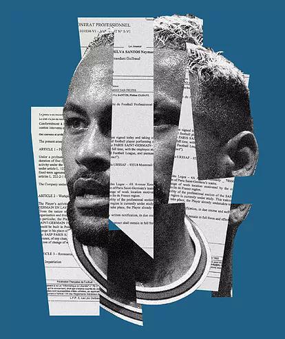Bài điều tra của El Mundo đưa ra nhiều chi tiết khó tin trong hợp đồng giữa Neymar với PSG. Ảnh: El Mundo