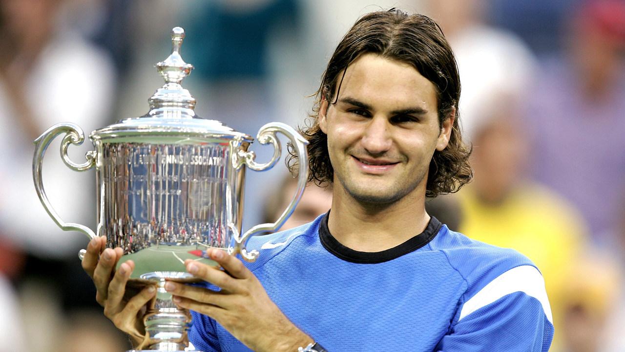 Federer đoạt 103 danh hiệu ATP, nhiều thứ hai lịch sử sau Jimmy Connors - người có 109 danh hiệu. Nadal có 88 chức vô địch, còn Djokovic có 85. Ảnh: ATP
