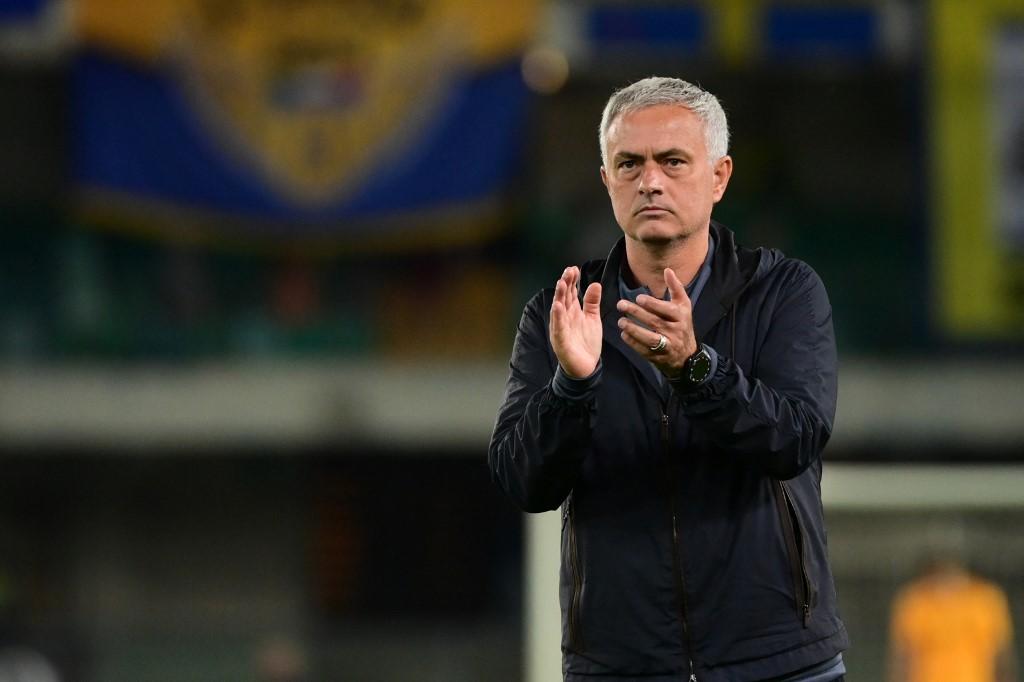 Tuần trăng mật của Mourinho với Roma bị chấm dứt một cách bất ngờ. Ảnh: Reuters