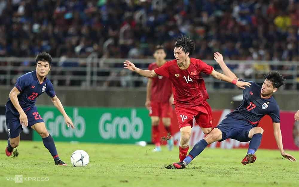Dưới thời HLV Park Hang-seo, các đội tuyển Việt Nam chưa từng thua Thái Lan.