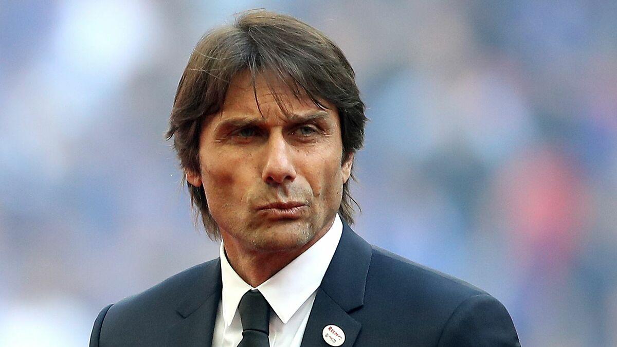 Conte đạt tỷ lệ thắng trung bình 59% từ khi làm HLV năm 2006. Ảnh: Sky