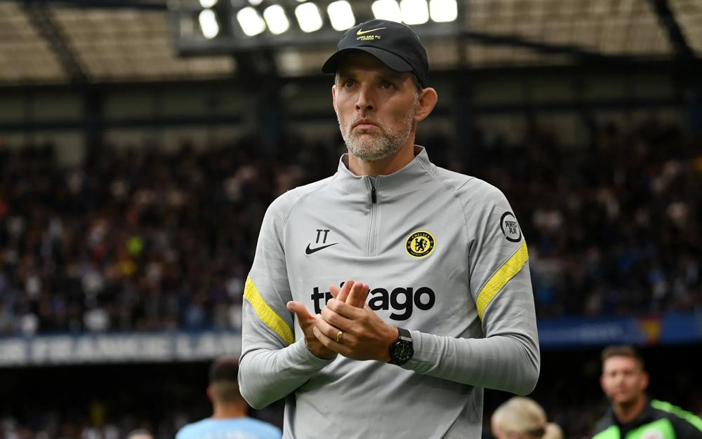 HLV Tuchel thừa nhận Chelsea xứng đáng thua vì chơi không tốt. Ảnh: AFP