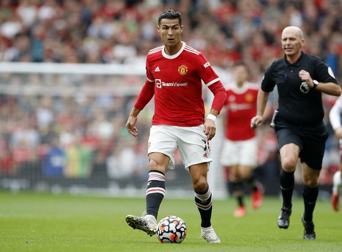 Ronaldo ngừng ghi bàn sau ba trận lập công liên tiếp. Ảnh: Reuters.