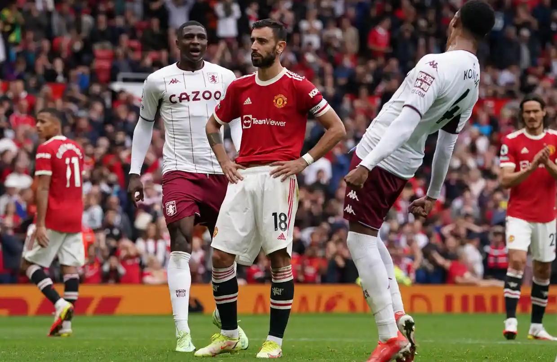 Man Utd chỉ ghi ba bàn trong bốn trận gần nhất. Ảnh: Sky