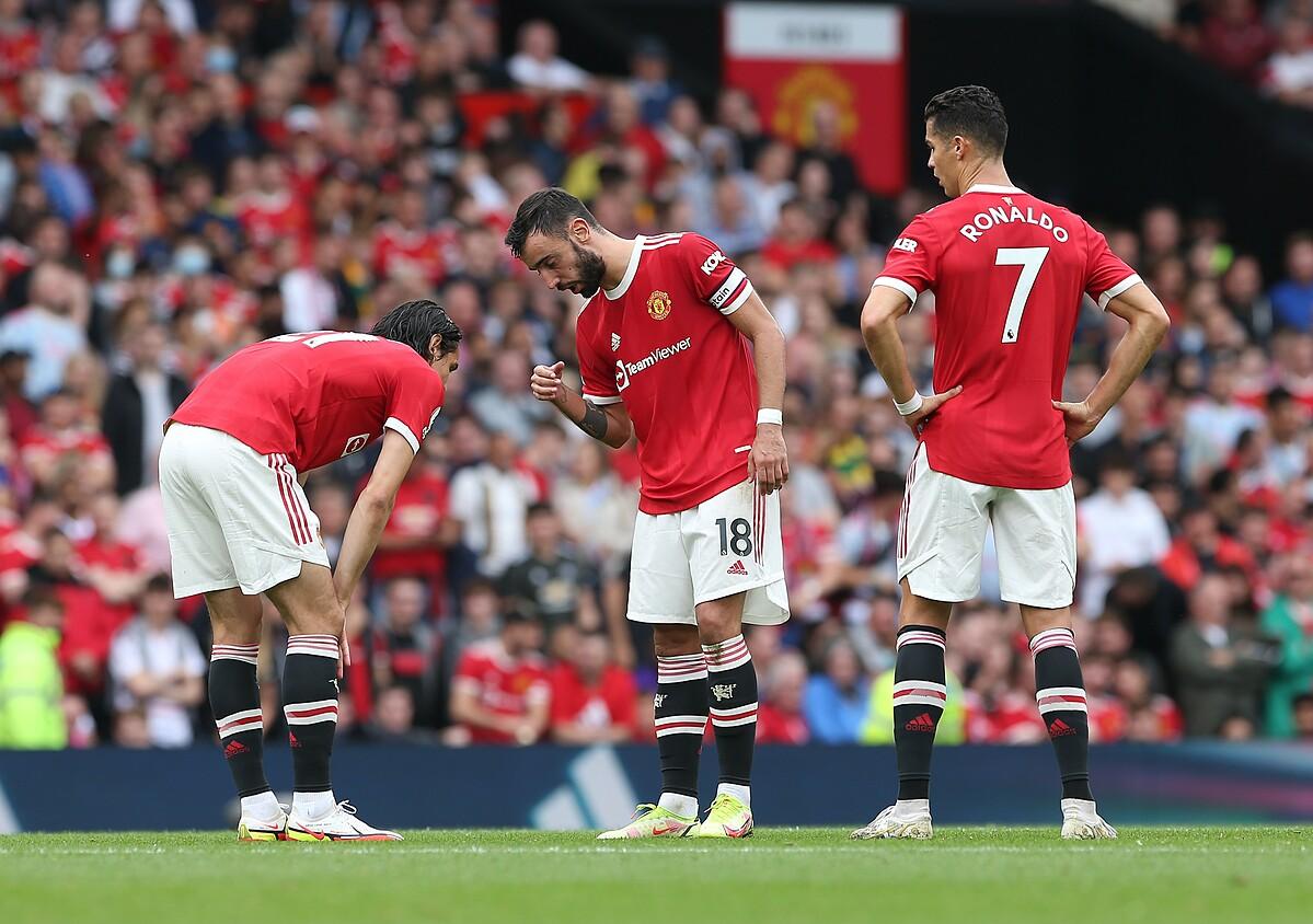 Nếu không thắng Villarreal, Man Utd đối mặt nguy cơ bị loại từ vòng bảng Champions League - điều đã xảy ra mùa trước. Ảnh: Sky