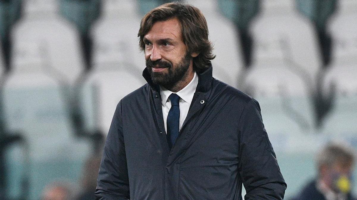Pirlo từng cùng Juventus thua 0-2 khi tiếp Barca, rồi thắng lại 3-0 khi làm khách tại Camp Nou ở vòng bảng Champions League mùa trước. Ảnh: AS