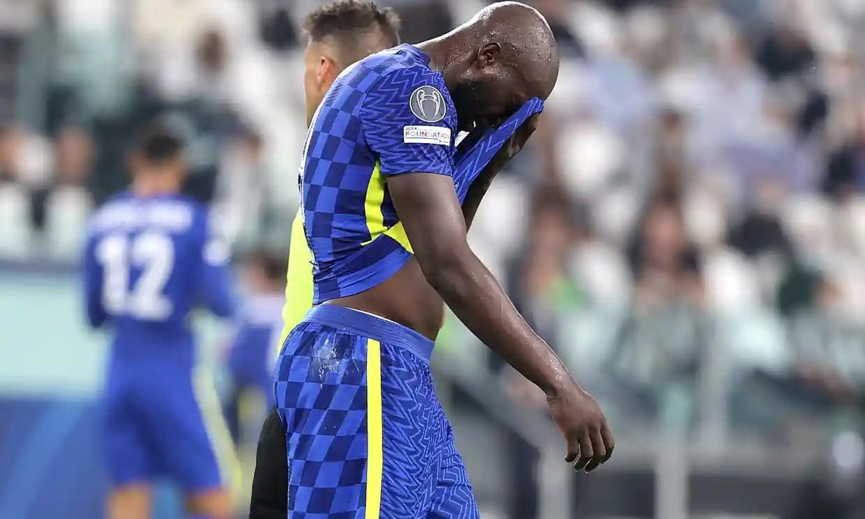 Lukaku gây thất vọng trong ngày tái ngộ đối thủ từng chạm trán tại Italy. Ảnh: PA.