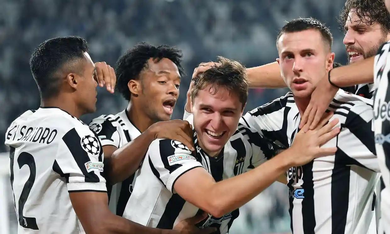 Juventus trên đà hồi sinh sau những kết quả không tốt ở đầu mùa. Ảnh: EPA.