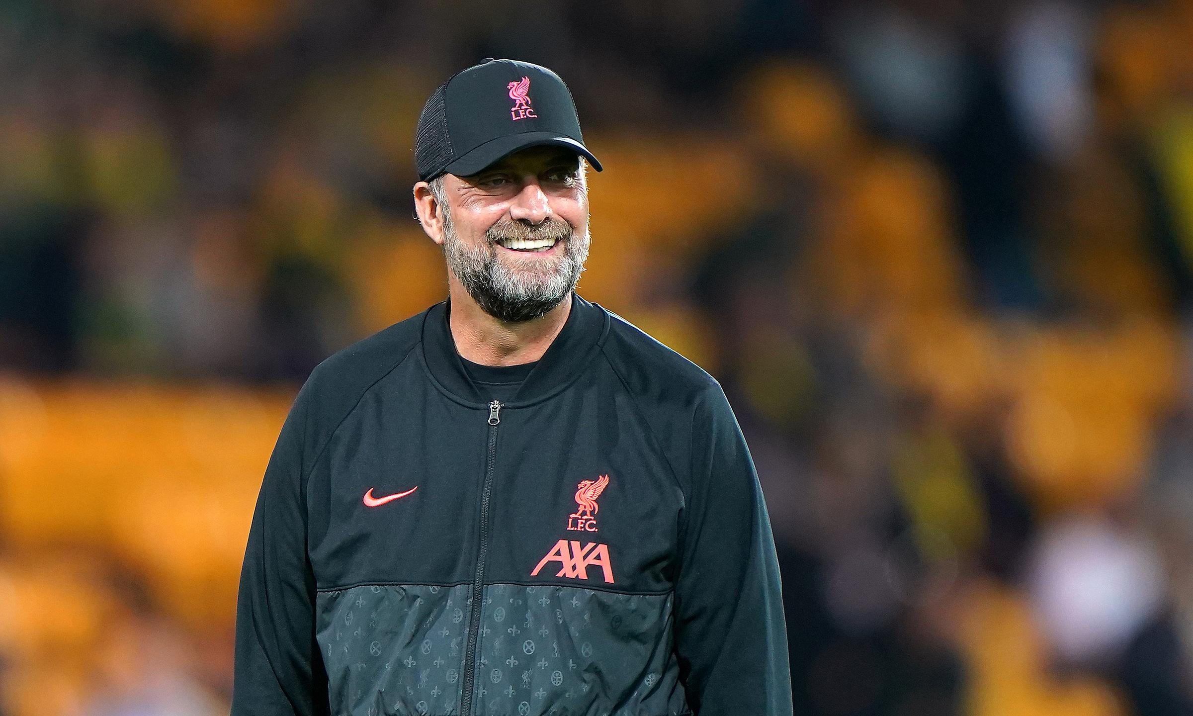 Klopp đánh giá cao Man City, nhưng vẫn muốn Liverpool giành trọn ba điểm khi tiếp kình địch tại Anfield ngày mai Chủ nhật 3/10. Trong 21 lần đối đầu, Klopp và Guardiola đều có mỗi người chín chiến thắng. Ảnh: PA