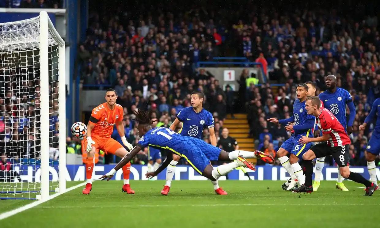 Chalobah lại thể hiện duyên ghi bàn khi được trao cơ hội. Ảnh: Chelsea FC.