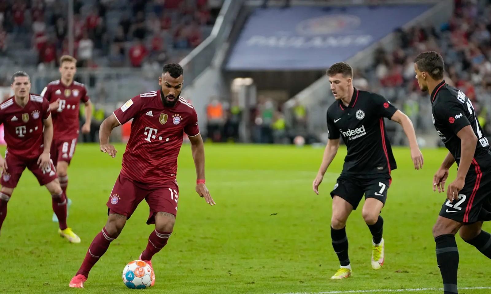 Phung phí nhiều cơ hội, Bayern nhận thất bại đầu tiên dưới thời Nagelsmann. Ảnh: Imago.